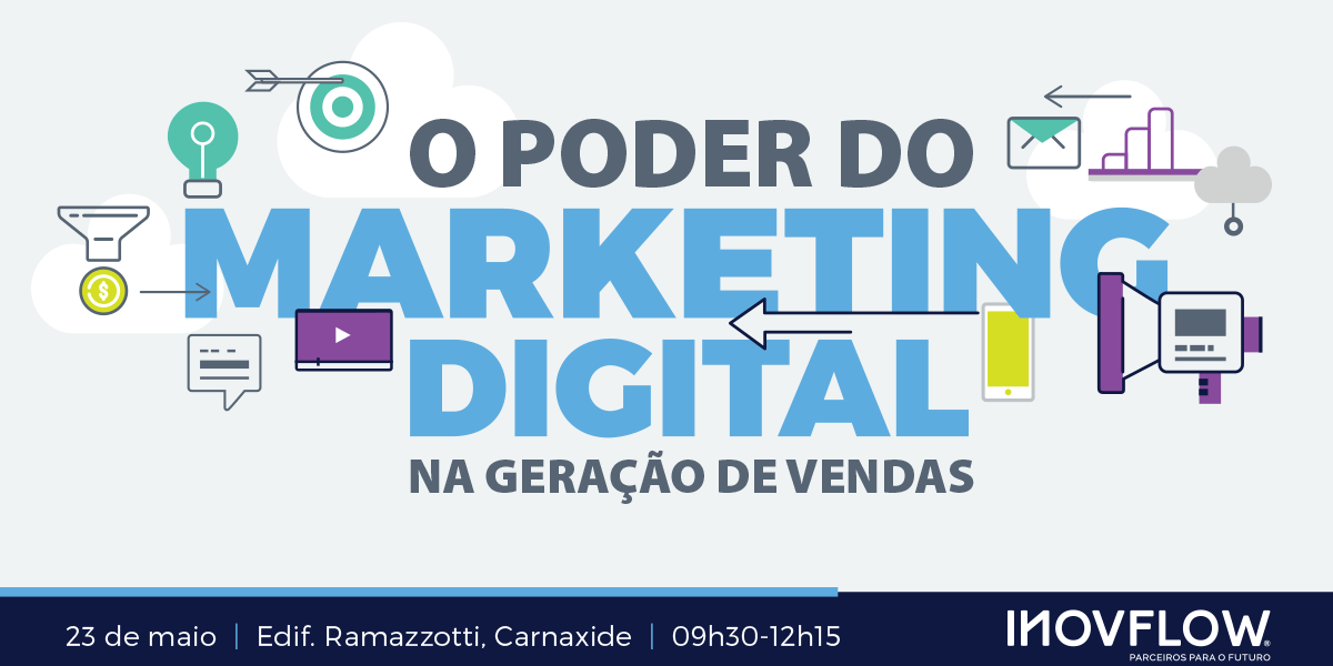 O poder do Marketing Digital na geração de vendas