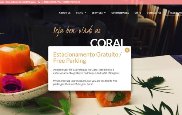 website coral