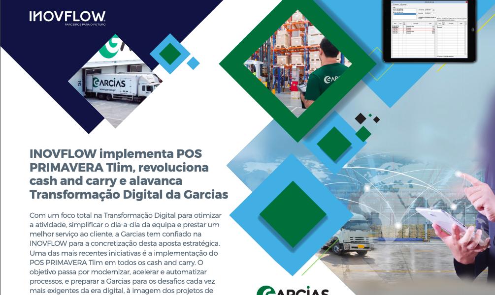 TRANSFORMAÇÃO DIGITAL DOS CASH AND CARRY NA GARCIAS