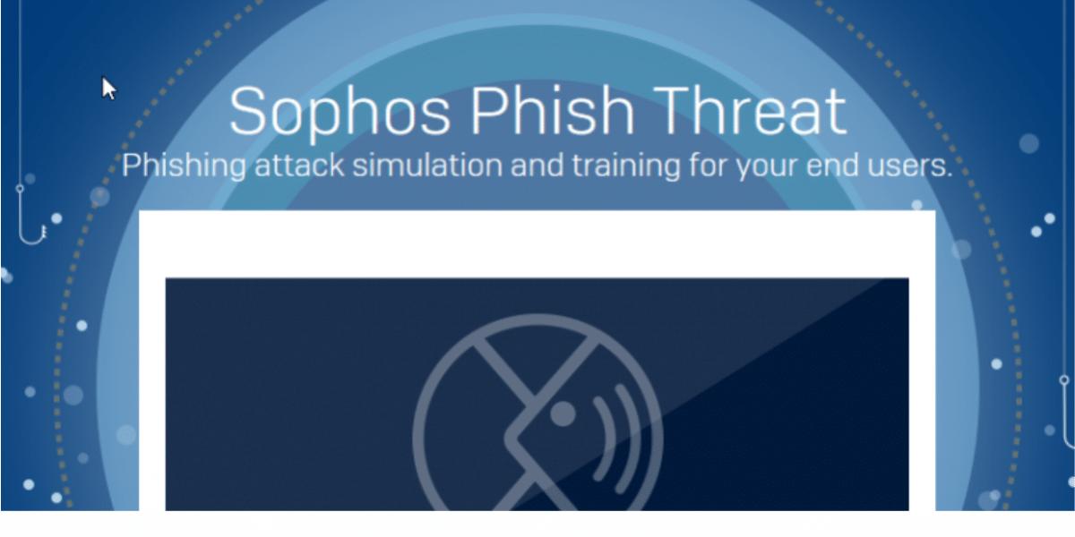 inovflow sophos phish threat
