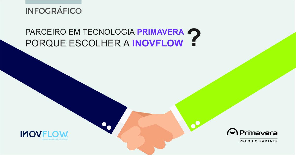 PORQUÊ A INOVFLOW COMO PARCEIRO EM TECNOLOGIA PRIMAVERA