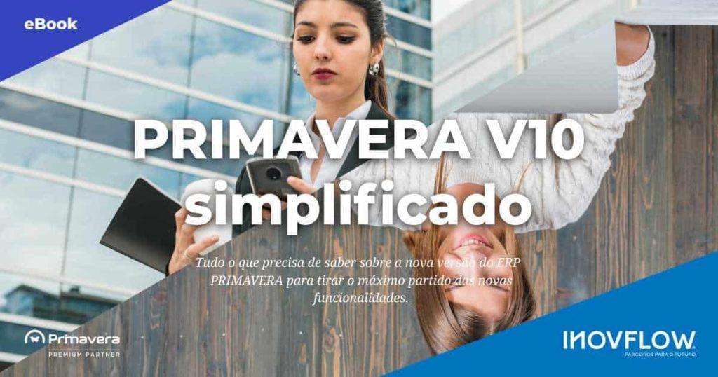 EBOOK GRATUITO PRIMAVERA V10 SIMPLIFICADO