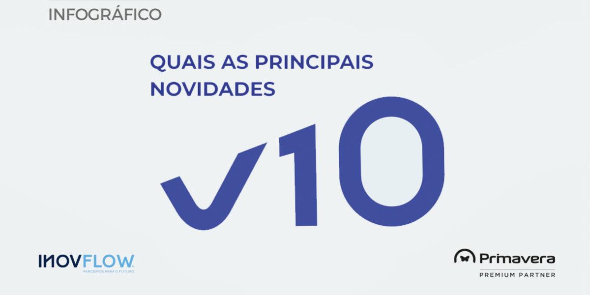 QUAIS AS PRINCIPAIS NOVIDADES DO PRIMAVERA V10