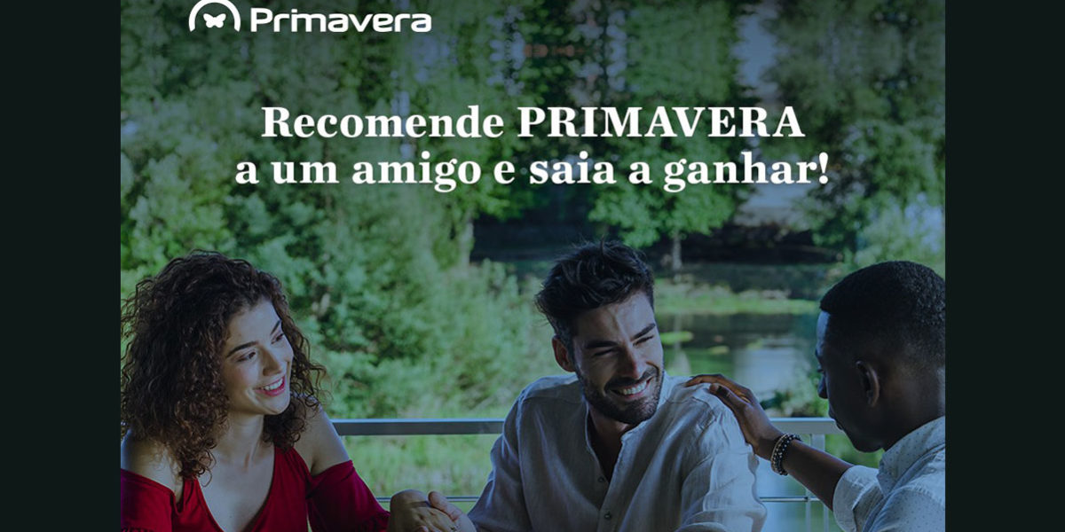 O PRIMAVERA REFERRAL PROGRAM