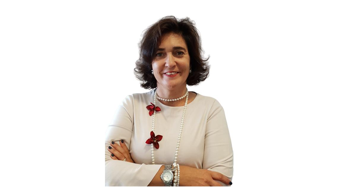 MARIA JOSÉ GOVERNO NOMEADA DIRETORA COMERCIAL DA INOVFLOW