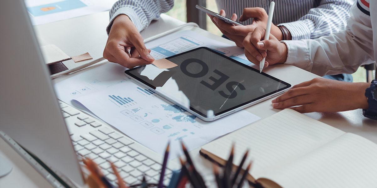 Search Engine Optimization o que é o SEO e como melhorar o posicionamento do seu website nos motores de pesquisa