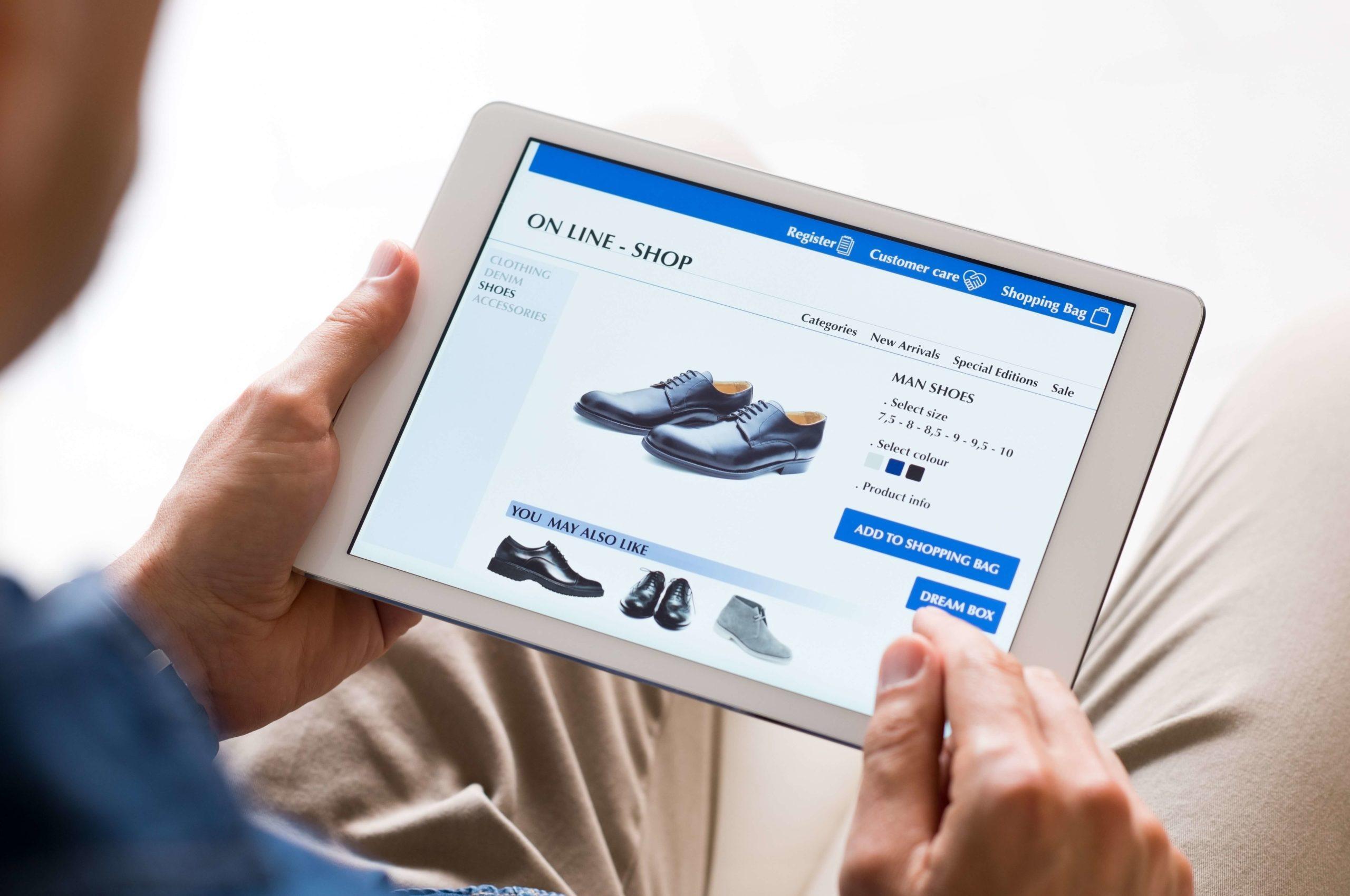 Venda os seus produtos online e impulsione o seu negócio