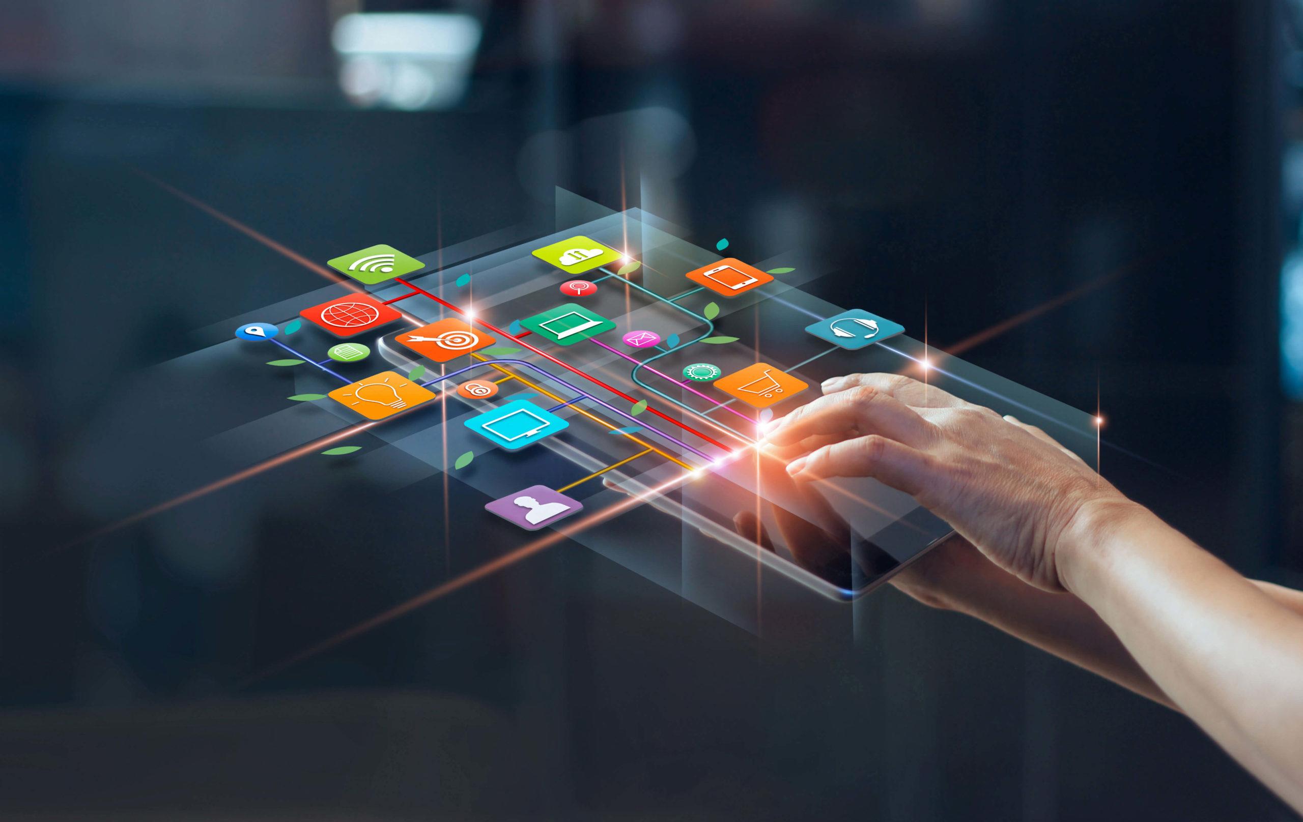 serviços de marketing digital intro