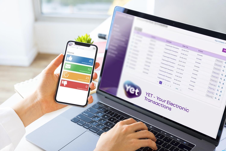 Software de Faturação Eletrónica YET_1