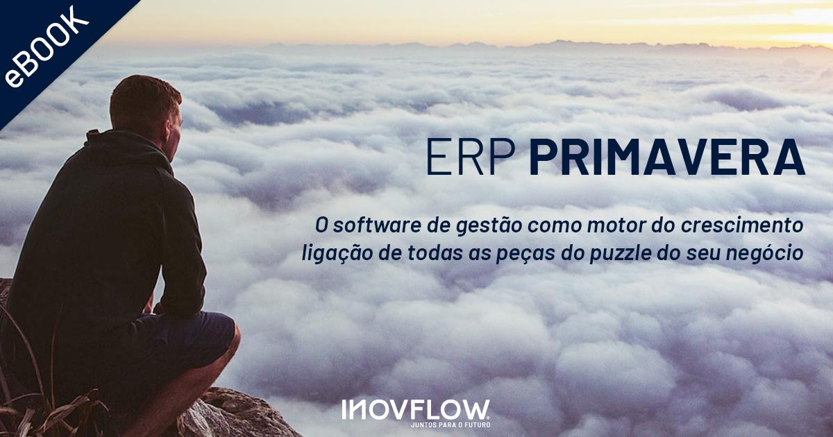 eBook gratuito ERP PRIMAVERA