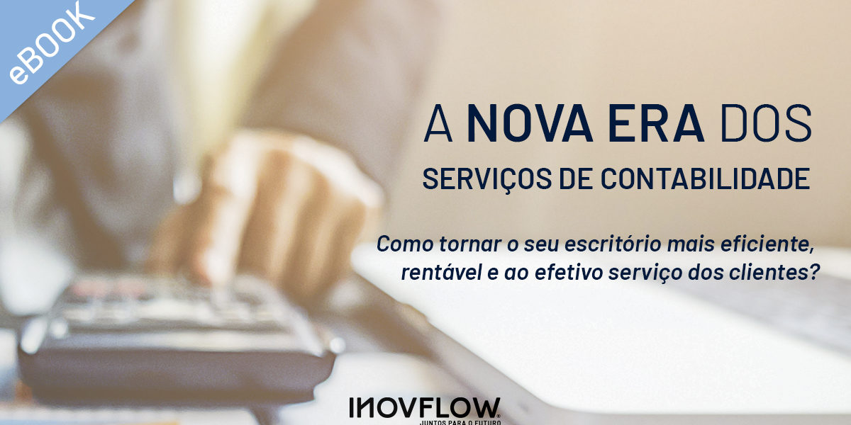 eBook A Nova Era dos Serviços de Contabilidade Digital e colaborativa - inovflow